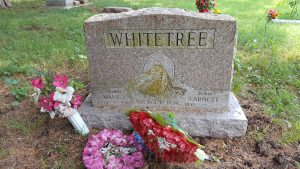 Mary & Earnest WhiteTree 1